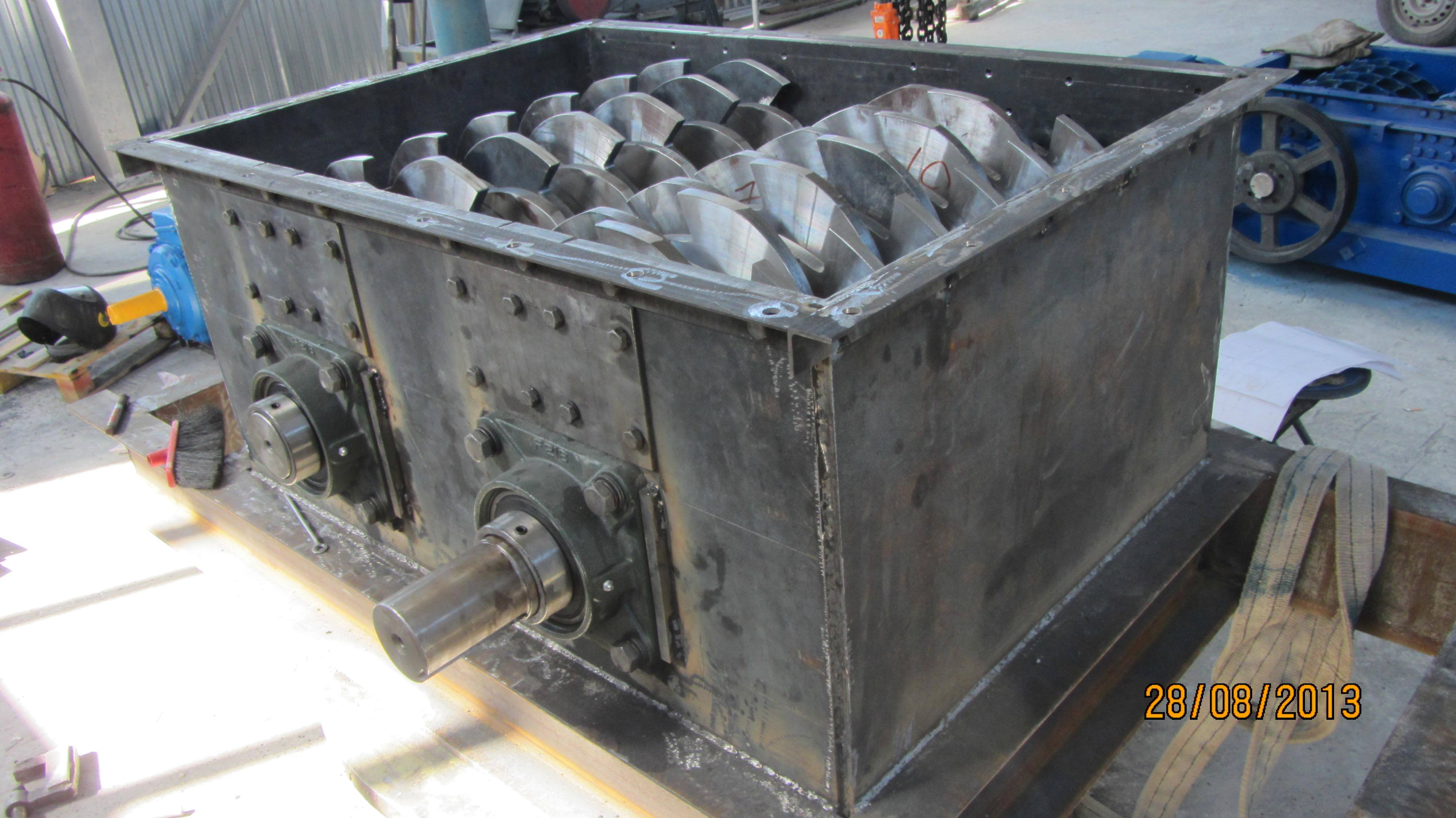 Дробилка рди 2-350 в туле завод горного оборудования в Ульяновск
