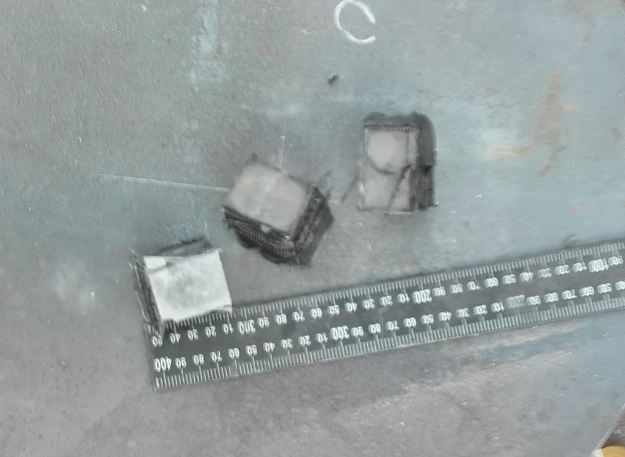 резиновые чипсы
